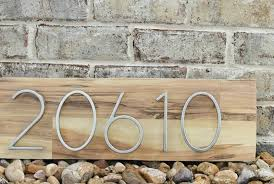 diy house number plaque home decor mid century modern address plaque diy mosaic house number plaque diy house number