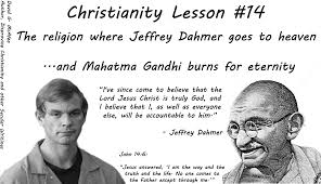 Gandhi Christianity Quotes Best Of Christianity Lesson 24 The Skeptical Writings Of David G McAfee