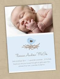 Print Baby Announcement Cards Photo Birth Announcement Cards Boy Or Girl Styles I