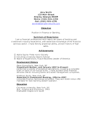 Good And Bad Resume Examples Examples Of Resumes