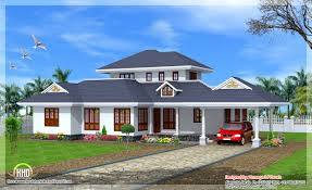 Amazing Inspiration Ideas 7 Single Story House Plans Kerala Style