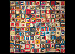 Crazy Quilts: Art in Pieces » Munson Williams Proctor Arts Institute & MA 80.12 520 x 372 Event Image Adamdwight.com
