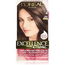 Exc H C Drk Brn Haircoloringproducts