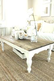 coffee and end tables for chic coffee table painted coffee tables for coffee chic