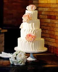 Beautiful Buttercream Wedding Cakes