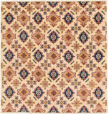 235cm x 250cm ikat square rug