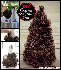 pinecone centerpiece great way to use pinecones in this easy craft