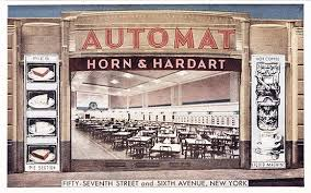 Vending Machine Restaurant Nyc Mesmerizing A Century Of Automated Food Service WIRED