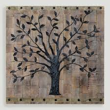 ty in the indian state of rajasthan created this beautifully exotic wooden tree of life wall decor using ancient hand hew techniques passe  on wall art tree of life wooden with ty in the indian state of rajasthan created this beautifully exotic