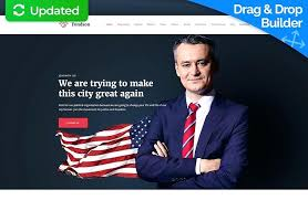 Political Website Templates Political Election Website Template Templates Free Download
