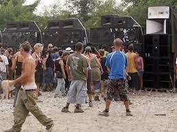 Rave party a Calcinate, residenti svegli tutta la notte - BergamoNews