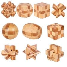 wooden puzzles 10 pieces