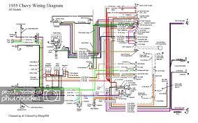 1955 chevy headlight wiring wiring diagram home