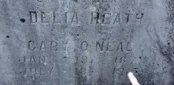 Delia Heath O'Neal (1871-1915) - Find A Grave Memorial