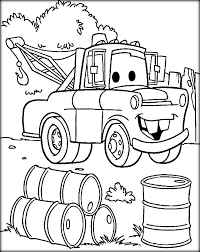 Small Picture Disney Cars Coloring Pages Color Zini