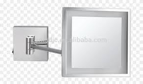 square led bathroom mirrors decor wall