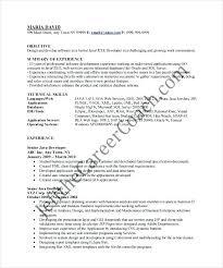 java developer resume. Sample Java Developer Resume Java Developers Resume Professional