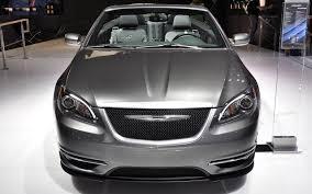 2016 Chrysler 200 Convertible Rendering - Chrysler Review Release ...