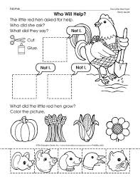 Small Picture 48 best The Little Red Hen Activities images on Pinterest Little