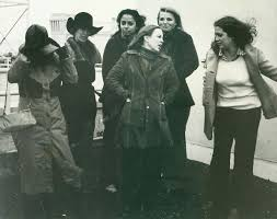 File:Westbeth Playwrights Feminist Collective on roof of Westbeth in NYC  1971.jpg - Wikimedia Commons