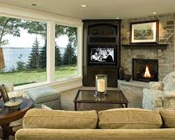 corner tv living room ideas full size of living room design with fireplace and corner cabinets