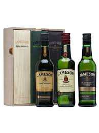 jameson trilogy gift set 3x20cl the whisky exchange