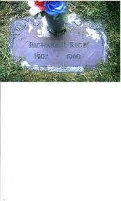 Richard Ivan Rice (1907-1960) - Find A Grave Memorial