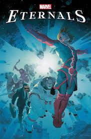 Eternals, the next big mcu movie, is set for november 2021. Marvel Releases Eternals Trailer For New Series Den Of Geek