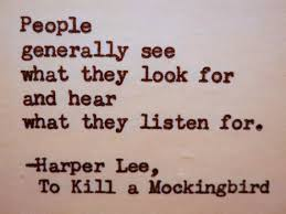 HARPER LEE To Kill A Mockingbird Quote Harper Lee Truths Cool Harper Lee Quotes