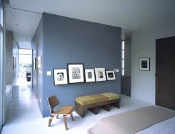 Bluish Gray Paint Blue Gray Paint Contemporary Bedroom John Bluish Gray  Bedroom Walls