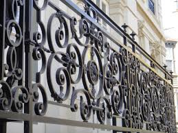 Cast Iron Fence Designs Decorative Metals The Truth Behind The Terms Traditional