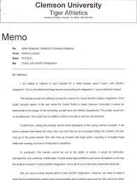 Memo Cover Letter Example 18 Legal Memo Format Examples Auterive31 Com