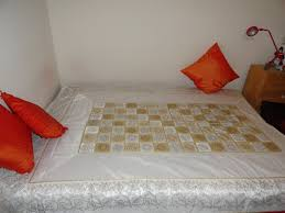 floor seating indian. Ethnic Gift Bedspread, Handwoven. Daybed Or Divan Cover. Floor Seating Decorative Sheet. Home Decor. Indian. White Silk Duvet From Artikrti. Indian I