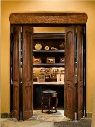 office interior doors. Doors, Fascinating Wood Closet Doors Prehung Interior Southwestern Home Office And Honey Yellow Painted