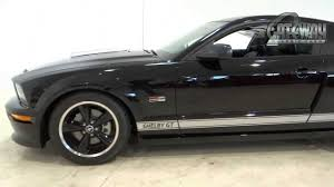 2007 Ford Mustang Shelby GT - YouTube