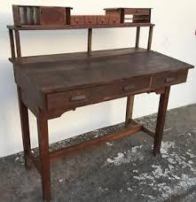 antique standing desk.  Desk Antique Railroad Train Station Desk Table Oak Industrial Stand Up Craftsman With Standing N