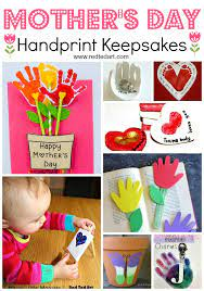 Here's a clip to inspire you… make your own mugs for mother's day! Easy Mother S Day Crafts For Kids To Make Red Ted Art