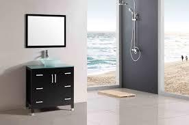 white ceramic square bathroom