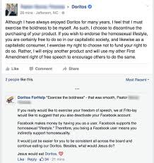 this guy expertly trolled these bigots who hated on rainbow  dorito2 dorito3 dorito4 dorito5 dorito6