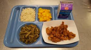 Lunch Choices Ed Smith Elementary School