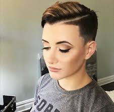 Pixie Cut Hairstyle 74 stunning and edgy pixie cut hairstyles for 2017 bun & braids 2319 by stevesalt.us
