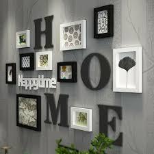 coastal wall collage frame set 6 pc