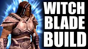 Skyrim SE Builds - The Witchblade - Magic Augmented Warrior Build - YouTube