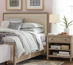 Toulouse Wood Bed Pottery Barn