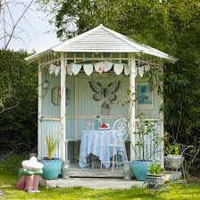 Small Picture Garden summerhouse centrepiece Garden room design ideas Garden