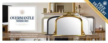 mantelpiece mirrors make your