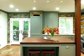 walnut kitchen island countertop wood type dark likable counter