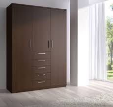 Small Picture Bedroom Classy Wooden Closet Wardrobe Ideas With Modern Design