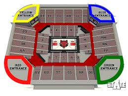 First National Bank Arena Seating Chart Arkansas State