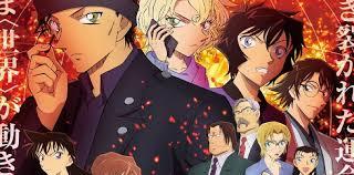 Detective Conan: Hiiro no Dangan - Il film è stato rimandato di un anno
